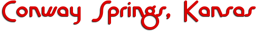 Conway Springs business directory logo